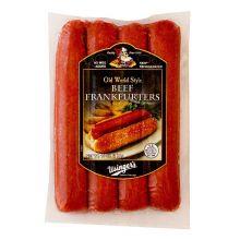 Beef Frankfurters