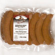 Hungarian Style Smoked Sausage