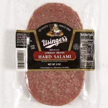 German Brand Hard Salami