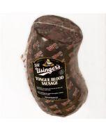 Tongue Blood Sausage