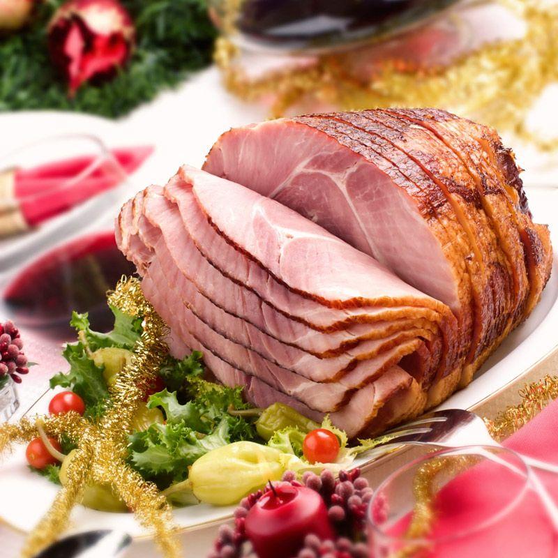 Shankless, Bone-In Ham